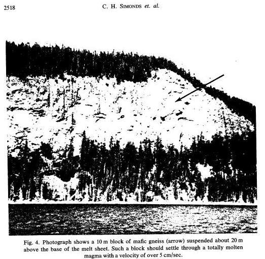 MANICOUAGAN IMPACT STRUCTURE – Crater Explorer