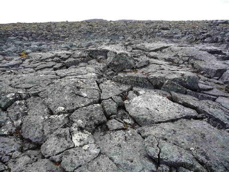 FRACTURED ROCK – Crater Explorer